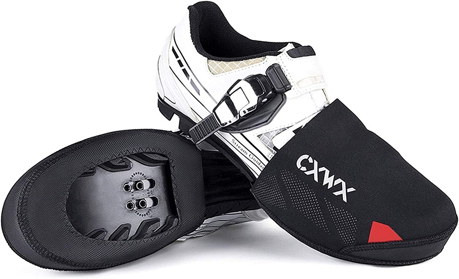 ZMJ Cycling Shoe Covers Waterproof Windproof OFFicial store Bicycle Toe Oklahoma City Mall