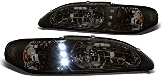 Best 1995 mustang halo headlights Reviews