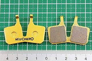 MicrOHERO製 汎用 マグラ MAGURA MT5 MT7 MT Trail Sport用 type 9.P type 9.1 ディスクブレーキパッド メタル