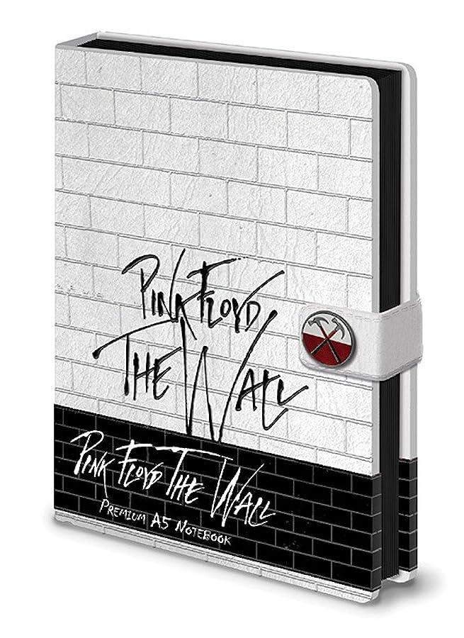 PINK FLOYD ピンクフロイド - The Wall Premium A5 Notebook/ノート 【公式/オフィシャル】