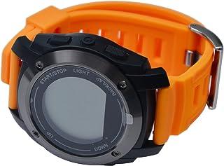 Smart Watch Teléfono Inteligente, Water Resistant GPS Reloj Inteligente con Pulsometro Integrado, Fitness Pulsera Inteligente con Monitor de sueño/ Podómetro Compatible con Android, IPhone IOS