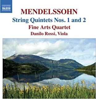 String Quintet No. 2 in B-Flat Major, Op. 87, MWV R33: IV. Allegro molto vivace