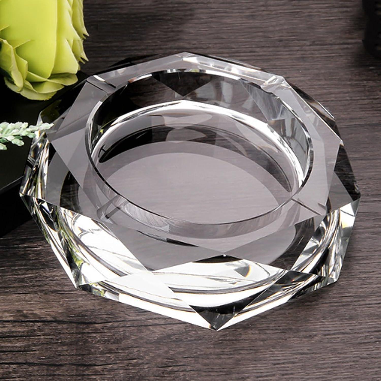 Aschenbecher Glas kreative Persönlichkeit Trend Multifunktions Niedlich Kristall europäischen europäischen europäischen Stil Wohnzimmer zu Hause B07BKZ1PFK d75a7b