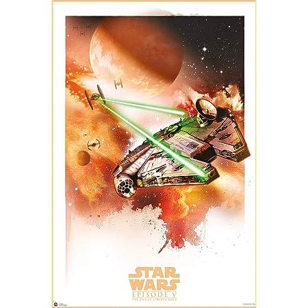 Star Wars The  Return Of The Jedi Movie Canvas Print Art CVTJAN160006