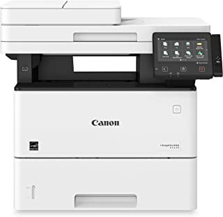 Canon imageCLASS D1650 (2223C023) All-in-One, Wireless Laser Printer with AirPrint, 45 Pages Per Minute and 3 Year Warranty