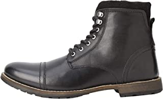 find. Max Leather, Men's Biker Boots
