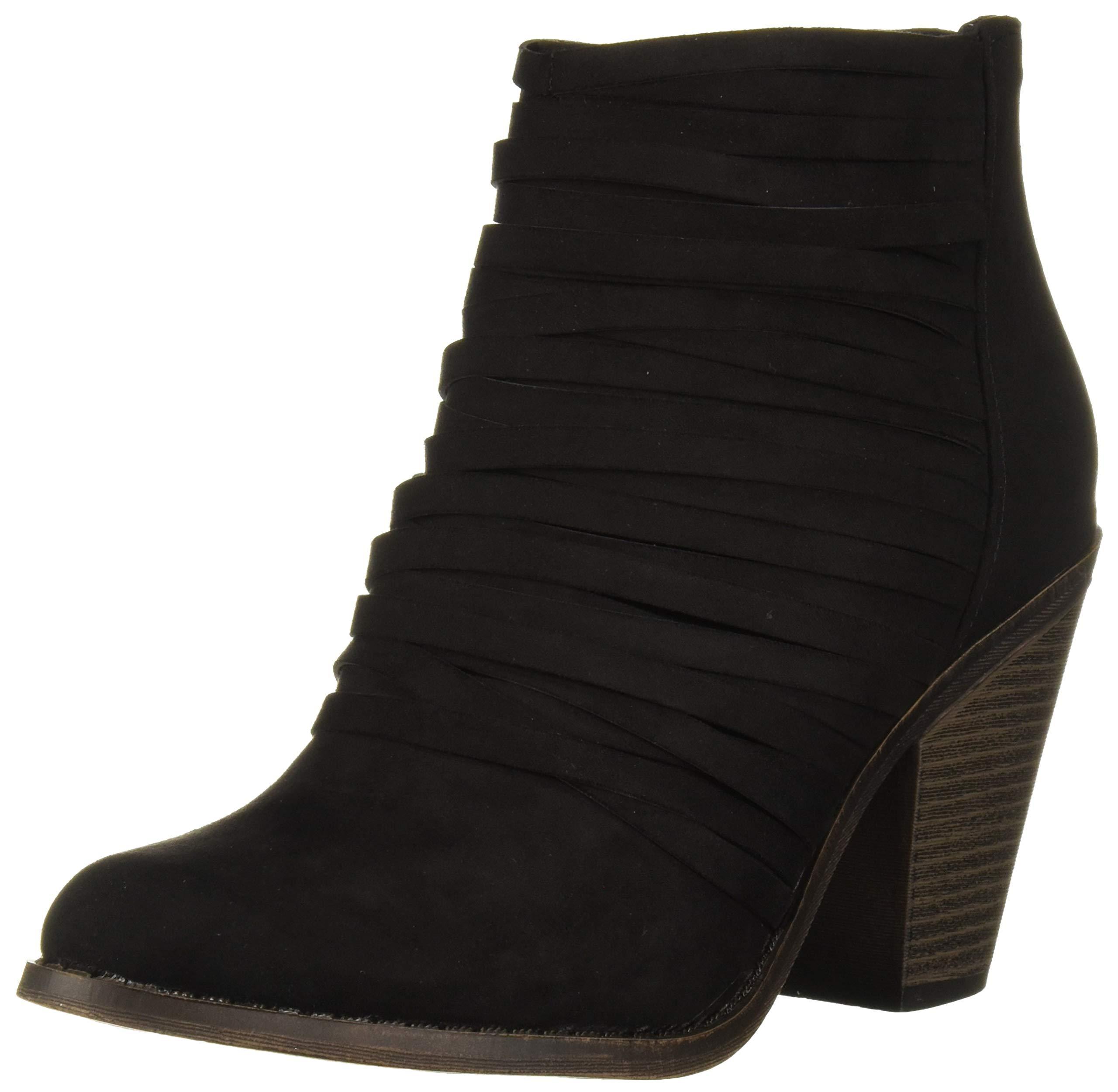 Fergalicious Womens WHIPPY Ankle Black