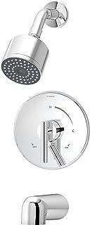Symmons S-3502-CYL-B-TRM Dia Tub/Shower Trim, Chrome