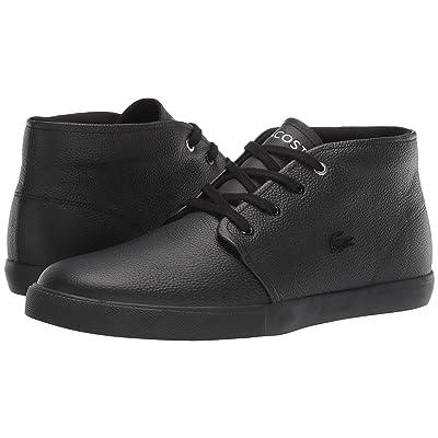 Lacoste Asparta 319 1 P CMA (Black/Black) Men