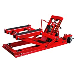 BIG RED Lift Jack Review