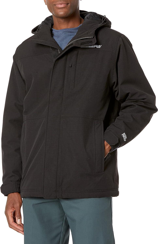 Timberland PRO Men's Split System Waterproof Insulated Jacket