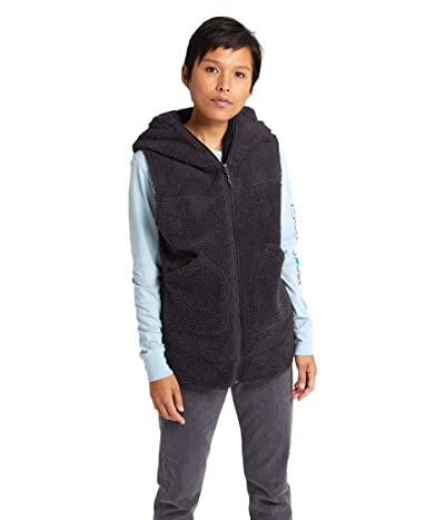 Burton Minxy Vest (True Black Sherpa 1) Women