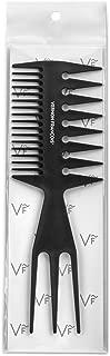 Vernon François 3 in 1 Style Comb