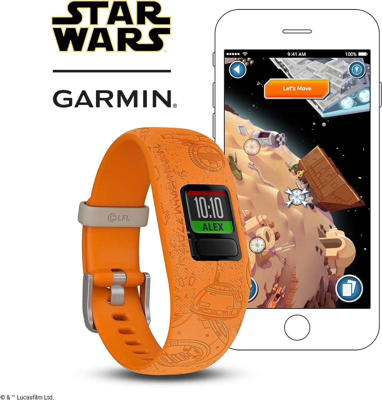 Garmin Vívofit Jr. 2-Bracelet d'Activité pour Enfants, Star Wars