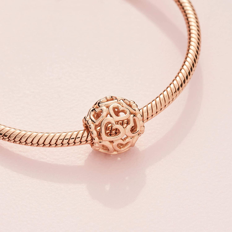 Pandora Jewelry Open Your Heart Pandora Rose Charm