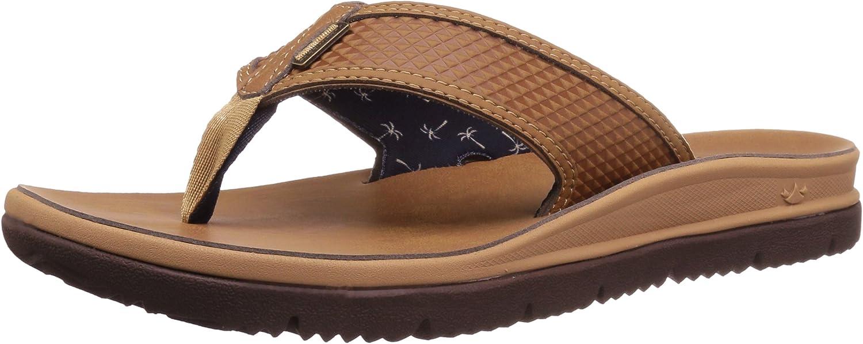 Freewaters Mens Tall Boy Koskin Flip Flop Sandal Flip Flop