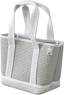 SPICE OF LIFE 鞄 ライトトートミニバッグ グレー 33×14×39cm EVA 軽量 メッシュ 水に強い ランチバッグ PTLN1750GY
