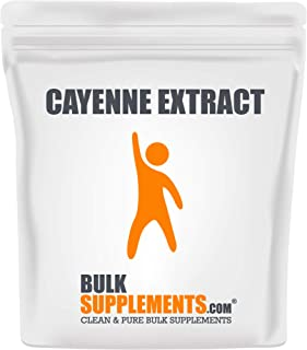 Sponsored Ad - Bulksupplements Cayenne Extract Powder (100 Grams)