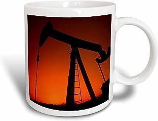 3dRose Industry, Oil Rig, Tulsa, Oklahoma US37 BBA0002 Bill Bachmann Mug, 11-Ounce