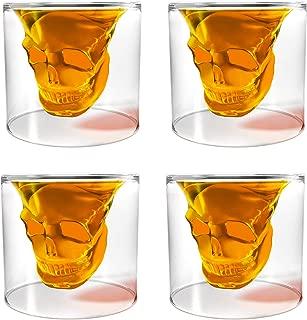 Best transparent shot glass Reviews