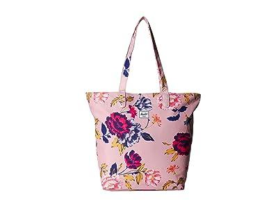 Herschel Supply Co. Mica (Winter Flora) Tote Handbags