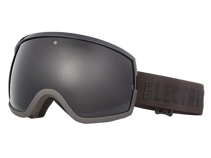 EGG (Dark Side/Jet Black) Athletic Performance Sport Sunglasses