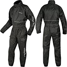 A-pro Mono de motorista prueba de agua, equipo de chaqueta y pantalones de 1 pieza M