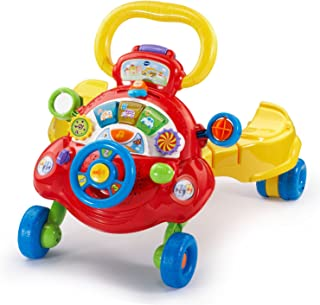 VTech Sit, Stand and Ride Baby Walker, Amazon Exclusive (Frustration Free Packaging)
