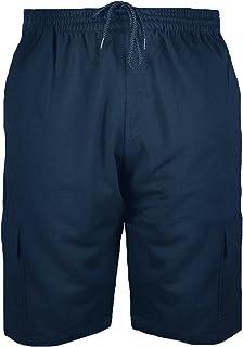 Kam Big Mens Hoss Cargo Shorts Lightweight Tall Clothing 2XL 3XL 4XL 5XL 6XL 7XL 8XL