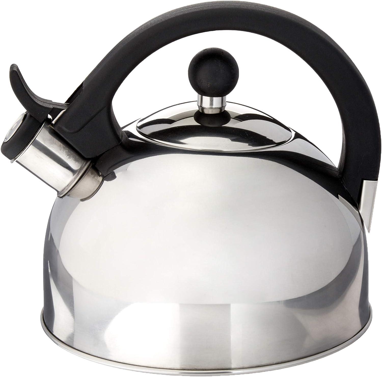 Home Basics Tea Kettle Financial sales sale Direct stock discount 2.5-Liter