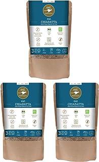 eat Performance Chiabatta Brotbackmischung Box 3x 250g - Bio, Paleo, Glutenfreies Brot Aus 100% Natürliche Zutaten