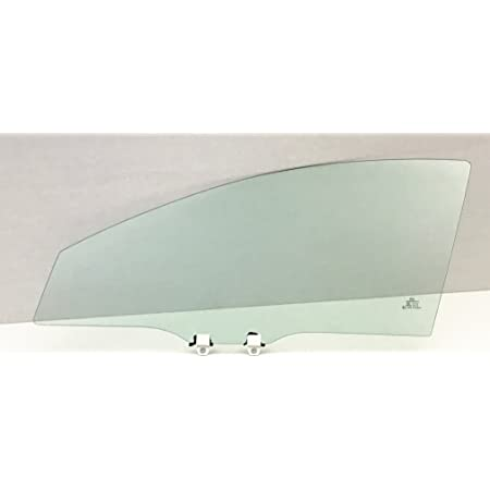 NAGD Compatible with 2015-2019 Honda Fit 4 Door Hatchback Passenger Side Right Rear Door Window Glass