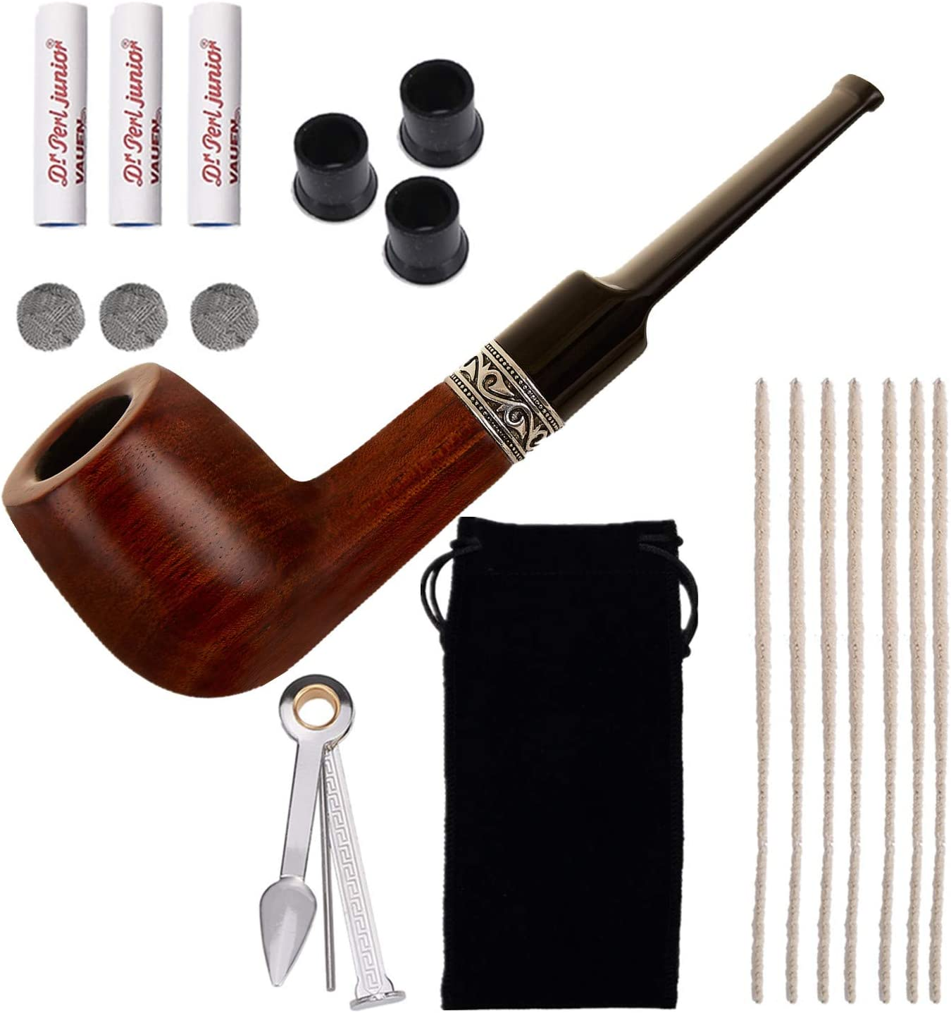 Year-end annual account Yannabis Tobacco Pipe Handmade Accesso with Max 51% OFF Smoking Wooden