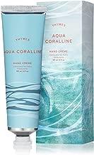 Thymes - Aqua Coralline Hand Crème - Deeply Moisturizing Beach Scented Cream - 3 oz