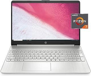 HP 15インチ HDノートパソコン 8GB RAM 256GB SSD Windows 10 Home