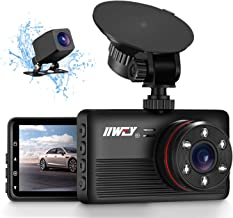 Sponsored Ad - IIWEY 2K&1080P Dual Dash Camera for Cars with 6 IR Lights Night Vision 1440P Car Camera Dash Cam Front and ...