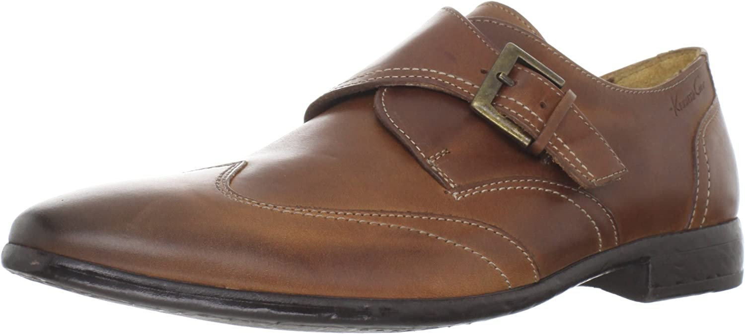 Kenneth Cole New York mail order Men's Surf Monk Tulsa Mall Strap Web The Loafer
