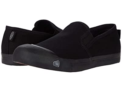 KEEN Coronado III Slip-On (Black) Men
