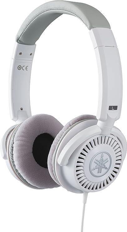 Yamaha Hph 150b Kopfhörer Weiß Musikinstrumente