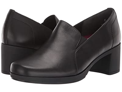 Munro Jemma (Black Leather) Women