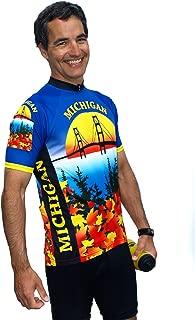 Free Spirit Wear Michigan Cycling Jersey