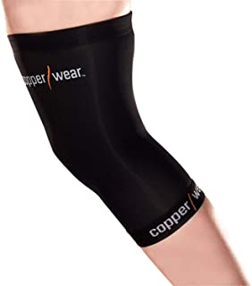 Copper Wear Compression Knee Sleeve, Extra Large