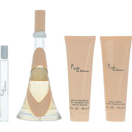 Amazon.com : Nude by Rihanna for Women 4 Piece Set