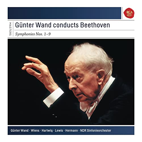 Günter Wand Conducts Beethoven Symphonies 1-9