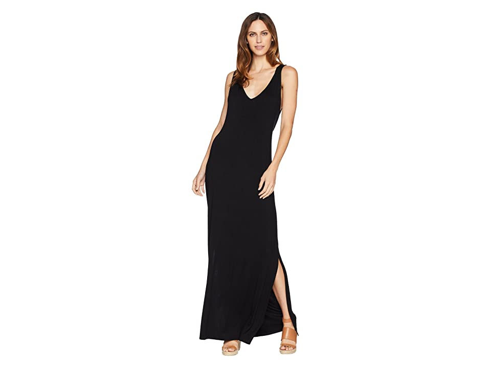 B Collection by Bobeau Destiny Maxi Dress (Black) Women