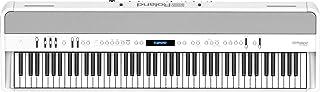 Roland FP-90X Digital Piano, Le fleuron de notre gamme de pianos portables, un concentré de fonctionnalités premium (blanc)
