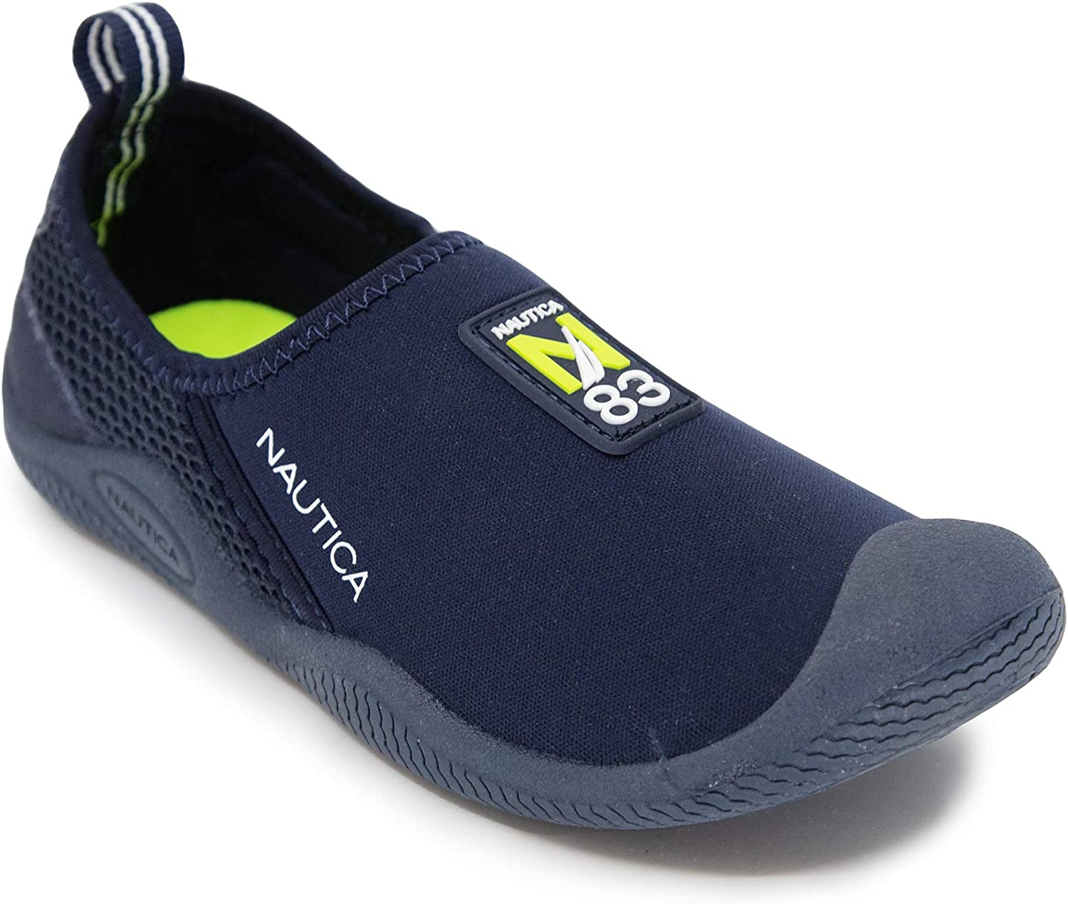 Amazon.com   Nautica Kids Youth Athletic Water Shoes   Aqua Socks  Slip-on  Sandals   Water Shoes