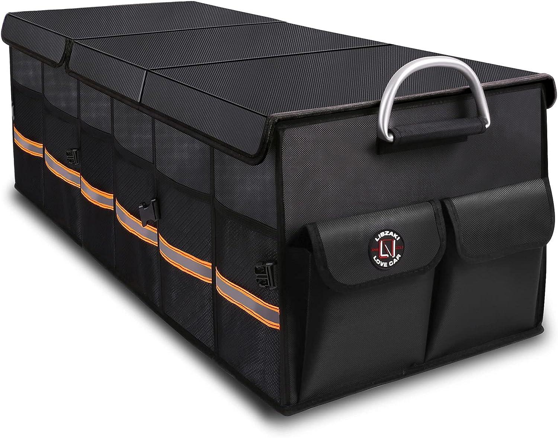 LI LIBZAKI Trunk Organizer Waterpr Cargo Max Al sold out. 54% OFF Storage