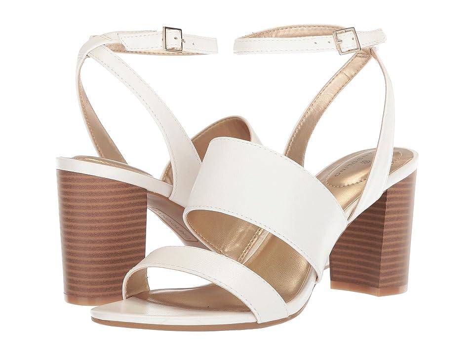 Bandolino Anchor (White Eternal Lichee Hjah) High Heels