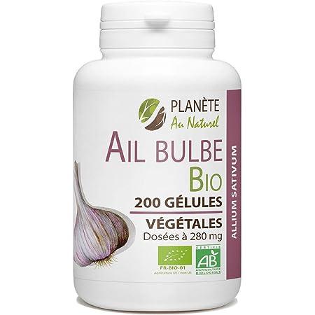 Ail Bio 280mg - 200 gélules végétales